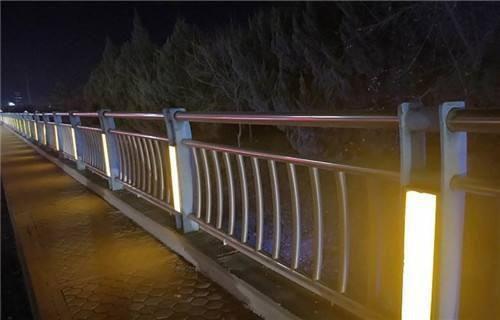 佛山灯光护栏