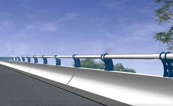 福建桥梁防撞护栏