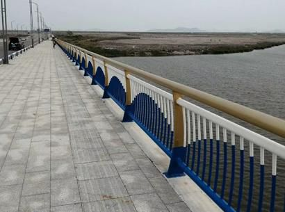 佛山河道护栏